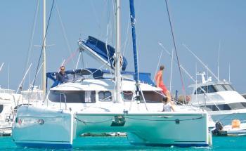 Oby Catamaran - Sailing Fuerteventura