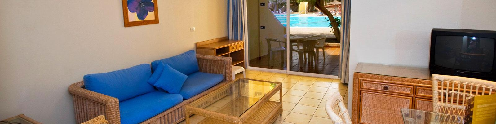 Bristol Playa - Self catering apartments in Corralejo