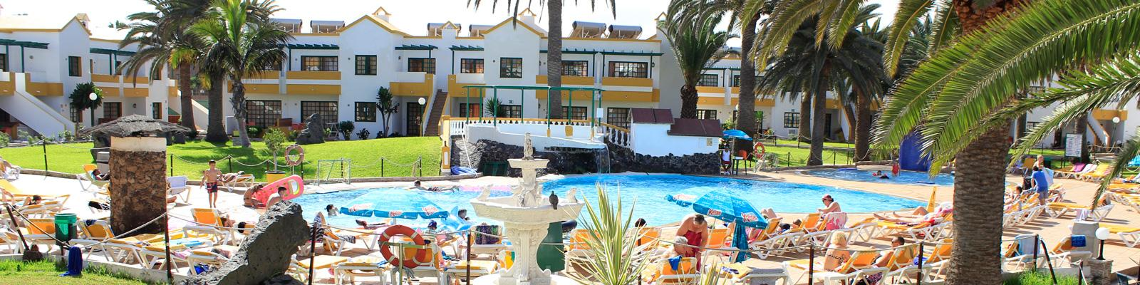 Corralejo Fuerteventura - All Inclusive Dunas Caleta Apartments