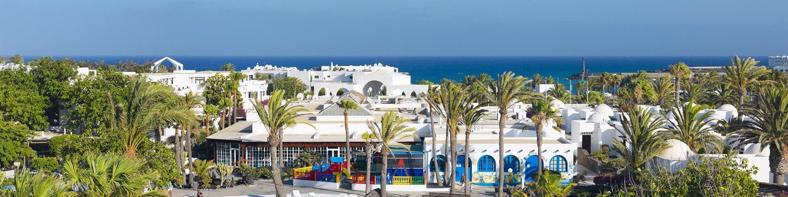 H10 Lanzarote Garden - Costa Teguise Hotel