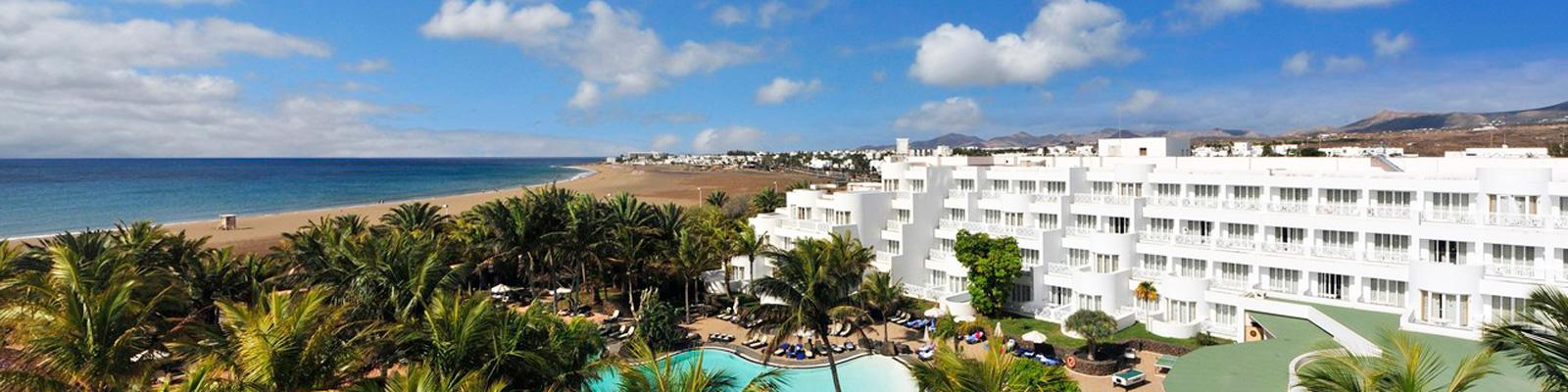 Autumn 2016 deal in Lanzarote