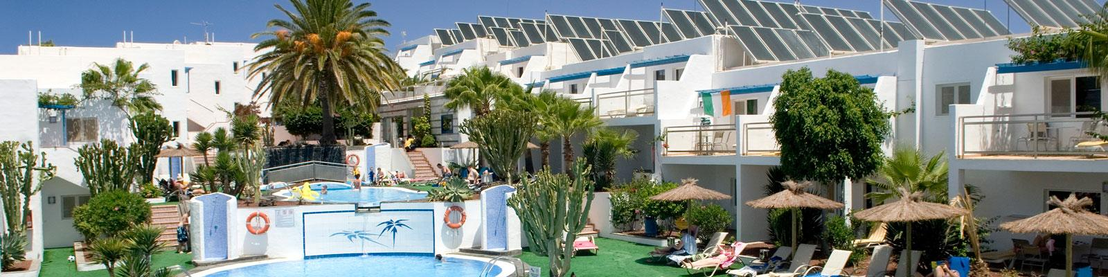 Appartamenti Parque Tropical - Puerto del Carmen Lanzarote