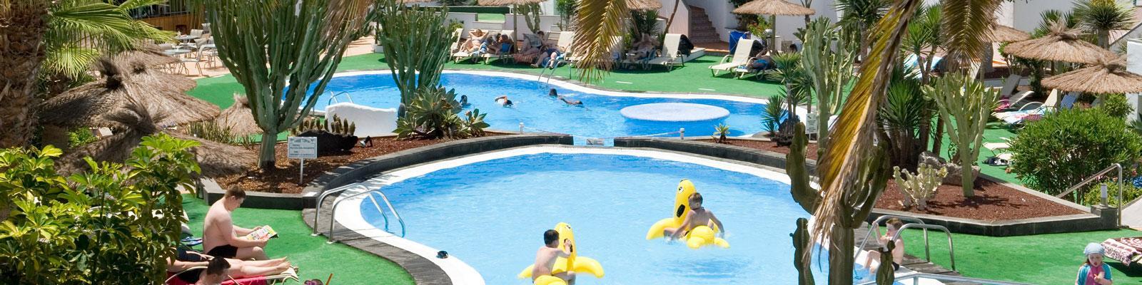 Parque Tropical Apartments - Puerto del Carmen Lanzarote